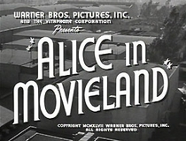 Alice In Movieland - Poster / Capa / Cartaz - Oficial 1