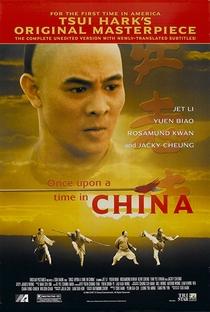Era uma Vez na China - Guerreiros à Prova de Balas - Poster / Capa / Cartaz - Oficial 5