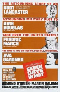 Sete Dias de Maio - Poster / Capa / Cartaz - Oficial 1