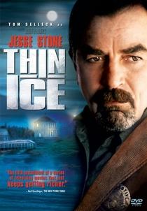 Jesse Stone: Gelo Fino - Poster / Capa / Cartaz - Oficial 1