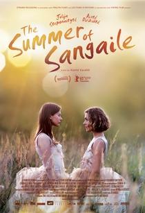 O Verão De Sangaile - Poster / Capa / Cartaz - Oficial 2