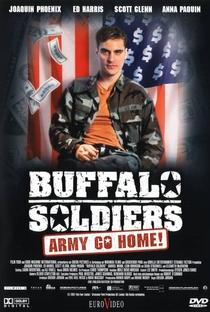 Guerreiros Buffalo - Poster / Capa / Cartaz - Oficial 6