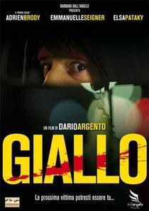 Giallo - Reféns do Medo - Poster / Capa / Cartaz - Oficial 7