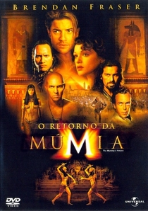 O Retorno da Múmia - Poster / Capa / Cartaz - Oficial 7