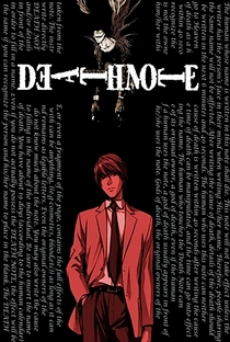Death Note (1ª Temporada) - Poster / Capa / Cartaz - Oficial 9