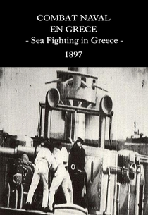 Combat naval en Grèce - Poster / Capa / Cartaz - Oficial 2