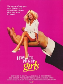 How to Pick Up Girls! - Poster / Capa / Cartaz - Oficial 1