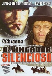 O Vingador Silencioso - Poster / Capa / Cartaz - Oficial 17