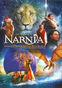 As Crônicas de Nárnia: A Viagem do Peregrino da Alvorada - Poster / Capa / Cartaz - Oficial 3