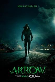 Arqueiro (3ª Temporada) - Poster / Capa / Cartaz - Oficial 2
