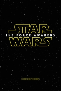 Star Wars, Episódio VII: O Despertar da Força - Poster / Capa / Cartaz - Oficial 3