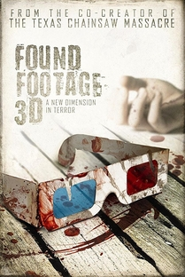 Found Footage 3D - Poster / Capa / Cartaz - Oficial 3