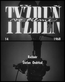 Esta Semana em Filme, 14-1968 - Poster / Capa / Cartaz - Oficial 1