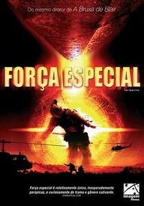 Força Especial - Poster / Capa / Cartaz - Oficial 4