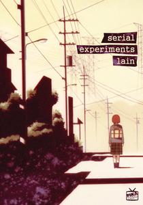 Serial Experiments Lain - Poster / Capa / Cartaz - Oficial 2