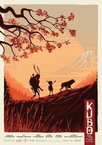 Kubo e as Cordas Mágicas - Poster / Capa / Cartaz - Oficial 1