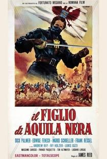Il Figlio di Aquila Nera - Poster / Capa / Cartaz - Oficial 1
