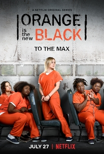Orange Is the New Black (6ª Temporada) - Poster / Capa / Cartaz - Oficial 1