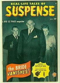Suspense (3ª Temporada) - Poster / Capa / Cartaz - Oficial 1