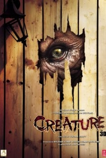 Creature - Poster / Capa / Cartaz - Oficial 1