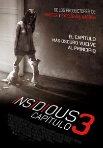Sobrenatural: A Origem - Poster / Capa / Cartaz - Oficial 5