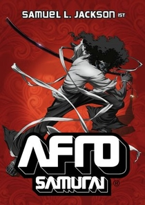 Afro Samurai - Poster / Capa / Cartaz - Oficial 4