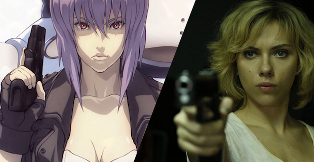 Ghost in The Shell: Scarlett Johansson será a protagonista da adaptação live-action