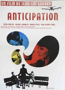 Antecipação ou o amor no ano 2000 - Poster / Capa / Cartaz - Oficial 1