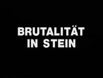 Brutalidade em Pedra - Poster / Capa / Cartaz - Oficial 1