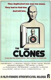The Clones - Poster / Capa / Cartaz - Oficial 1