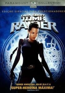 Lara Croft: Tomb Raider - Poster / Capa / Cartaz - Oficial 2