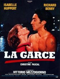 La garce - Poster / Capa / Cartaz - Oficial 1