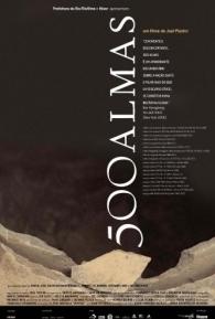 500 Almas - Poster / Capa / Cartaz - Oficial 1
