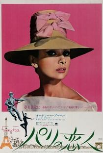 Cinderela em Paris - Poster / Capa / Cartaz - Oficial 9
