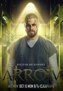 Arrow (7ª Temporada) - Poster / Capa / Cartaz - Oficial 1
