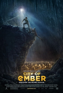 Cidade das Sombras - Poster / Capa / Cartaz - Oficial 1