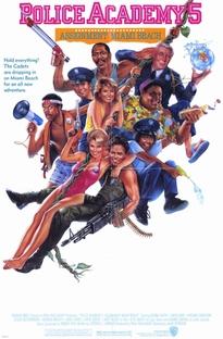 Loucademia de Polícia 5: Missão Miami Beach  - Poster / Capa / Cartaz - Oficial 3