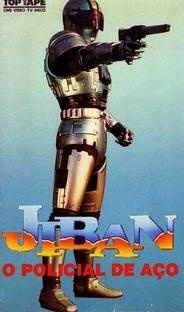 Jiban - O Policial de Aço - Poster / Capa / Cartaz - Oficial 3