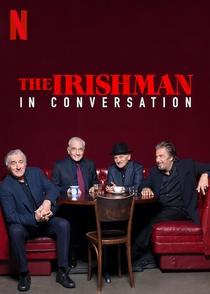 Conversando sobre O Irlandês - Poster / Capa / Cartaz - Oficial 1