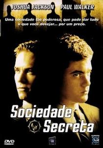 Sociedade Secreta - Poster / Capa / Cartaz - Oficial 3