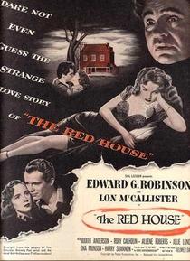 O Segredo da Casa Vermelha - Poster / Capa / Cartaz - Oficial 2