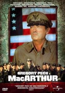 MacArthur - O General Rebelde - Poster / Capa / Cartaz - Oficial 8