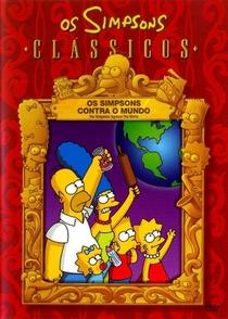 Os Simpsons - Clássicos - Os Simpsons Contra o Mundo - Poster / Capa / Cartaz - Oficial 1