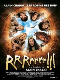 RRRrrrr!!! - Na Idade da Pedra - Poster / Capa / Cartaz - Oficial 1