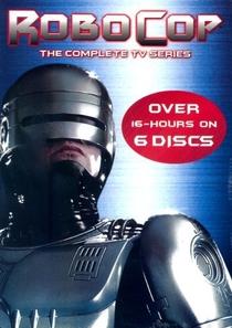 RoboCop (1ª Temporada) - Poster / Capa / Cartaz - Oficial 3