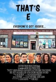 That's E - Poster / Capa / Cartaz - Oficial 1