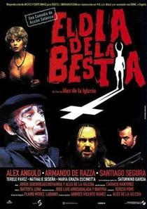 O Dia da Besta - Poster / Capa / Cartaz - Oficial 2
