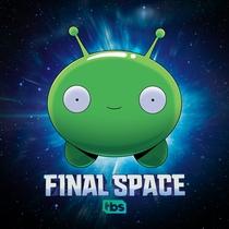 Final Space (1ª Temporada) - Poster / Capa / Cartaz - Oficial 3