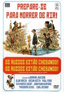 Os Russos Estão Chegando! Os Russos Estão Chegando! - Poster / Capa / Cartaz - Oficial 3