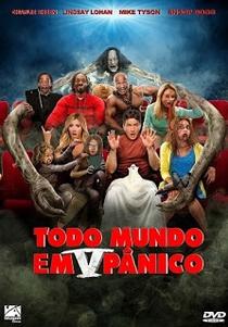 Todo Mundo em Pânico 5 - Poster / Capa / Cartaz - Oficial 3
